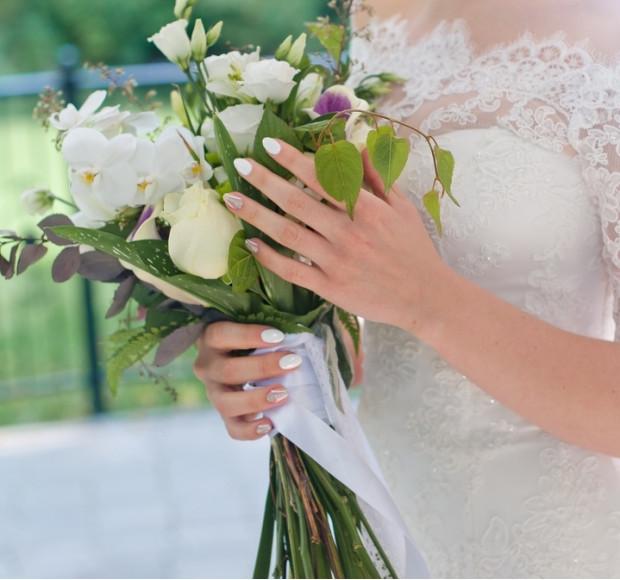 Букет невесты Весенние ночи