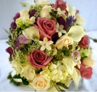 Букет невесты Вечная любовь