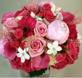 Букет невесты Только ты в моем сердце