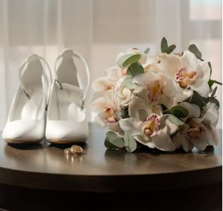 Букет невесты Вдвойне красивая