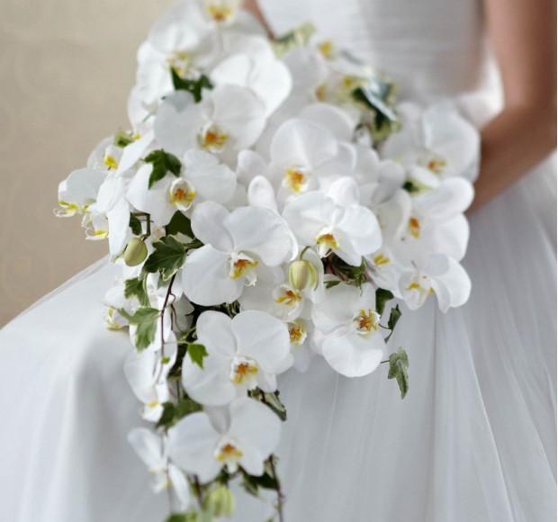 Букет невесты Безграничная любовь