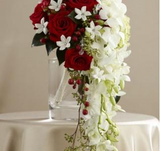 Букет невесты Безграничные чувства