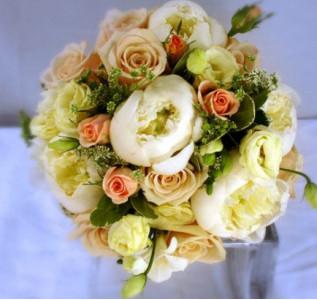 Букет невесты Игра чувств