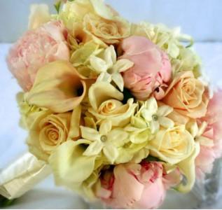 Букет невесты Прекрасное настроение