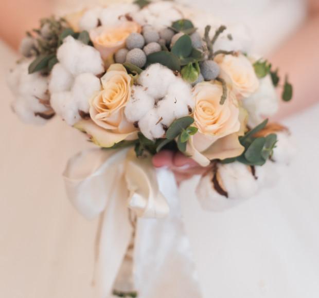 Букет невесты Воздушная любовь