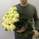 Букет из 25 роз мондиаль