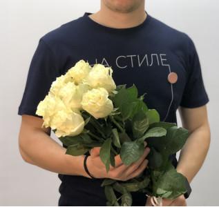 Букет из 7 роз мондиаль
