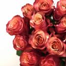 Букет Ее тайна 15 роз