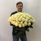 Букет из 101 розы мондиаль