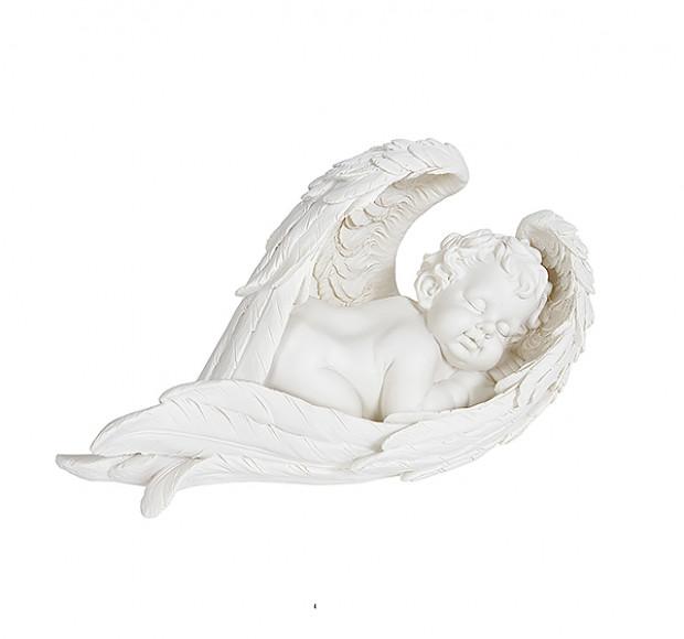 Статуэтка Ангел белый Сонное царство