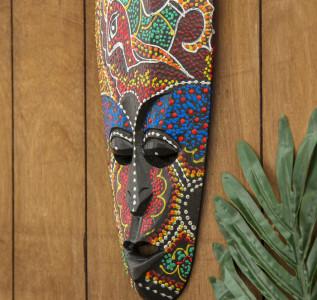Маска настенная Абориген рыбка