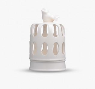 Подсвечник керамический Птичка-Невеличка малый