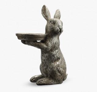 Подсвечник Кролик