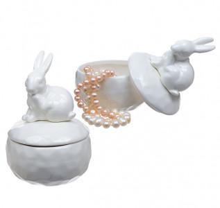 Шкатулка-мини Нежность кролика
