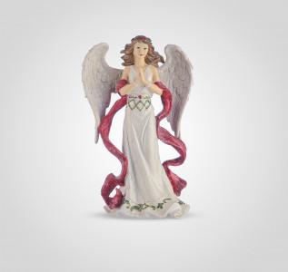 Статуэтка Девушка-ангел лучезарный