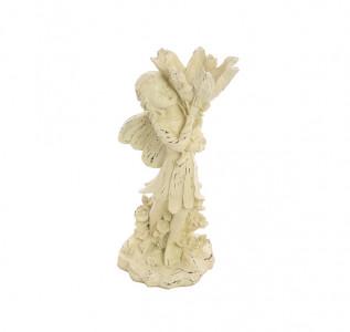 Статуэтка Фея вдохновение с цветком