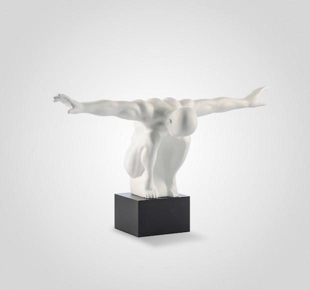 Статуэтка Фигура декоративная Equilibrium малая