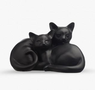 Статуэтка Котята спящие из полистоуна