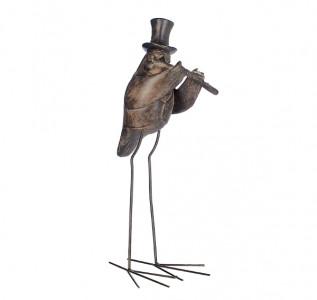 Статуэтка Птичка Флейтист