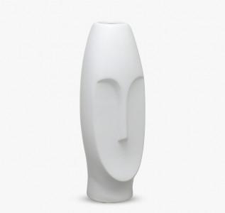 Ваза керамическая Human Face большая